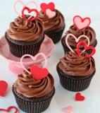 Шоколадная любовь Капкейки