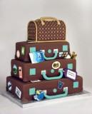 Торт путешественника