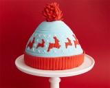 Зимняя шапка Торты на заказ