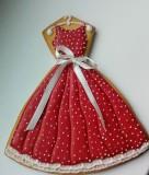 Платье Пряники и печенье