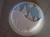 Новогодний торт Торты на заказ