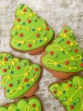 Елка Пряники и печенье