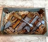 Подарочный ящик с инструментами