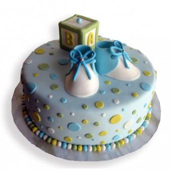 Торт для новорожденного, Торты на заказ
