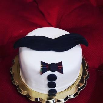 Подарочная рубашка, Мини-торты