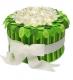 Букет белых цветов Торты на заказ