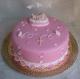 Торт на крестины Торты на заказ