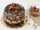 Черничный торт Готовые торты