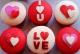 День Святого Валентина Капкейки