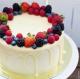 Фруктовое наслаждение (белый шоколад) Торты на заказ