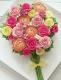 Букет цветов Капкейки