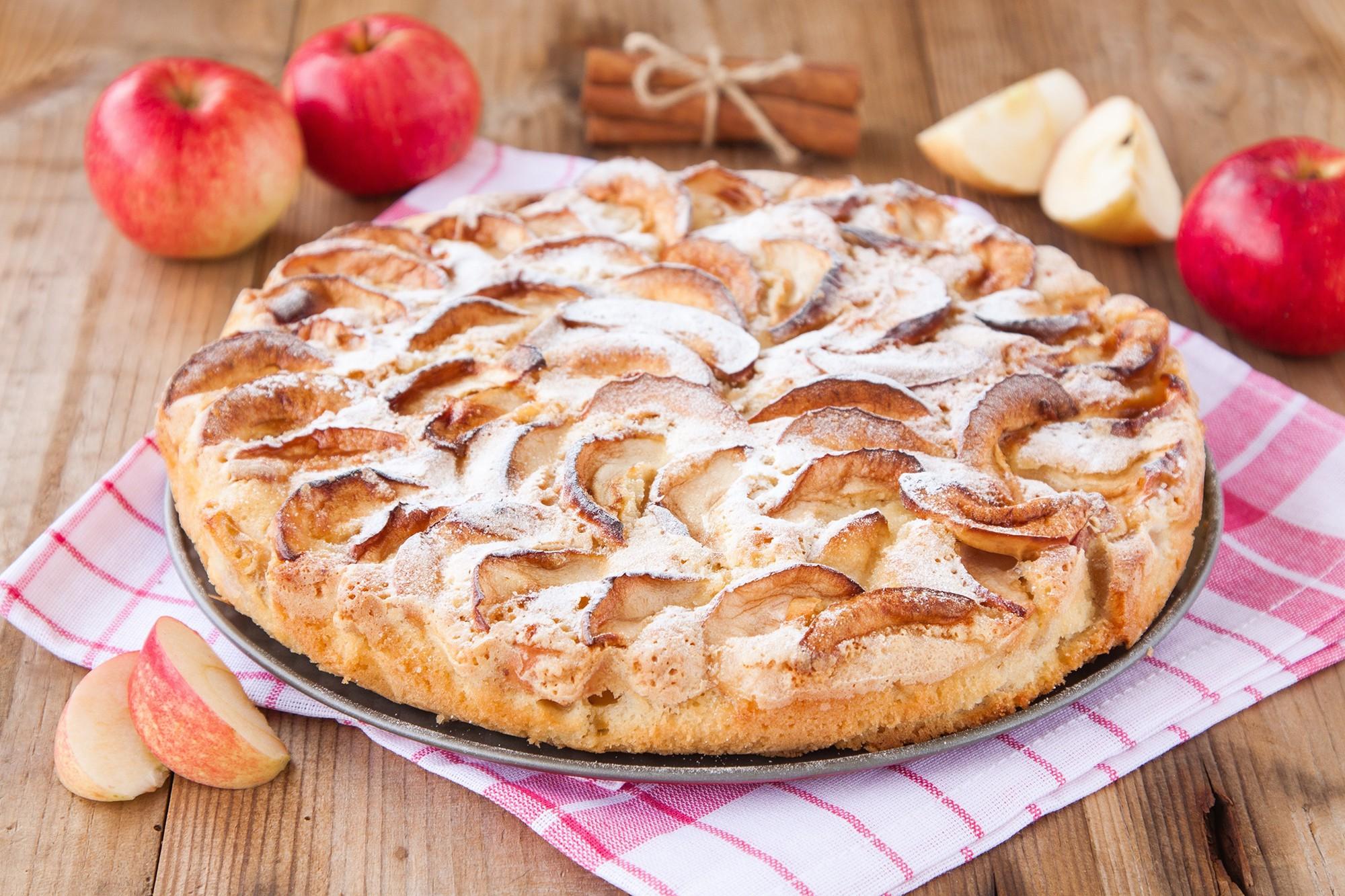 Пирожки яблочные рецепты